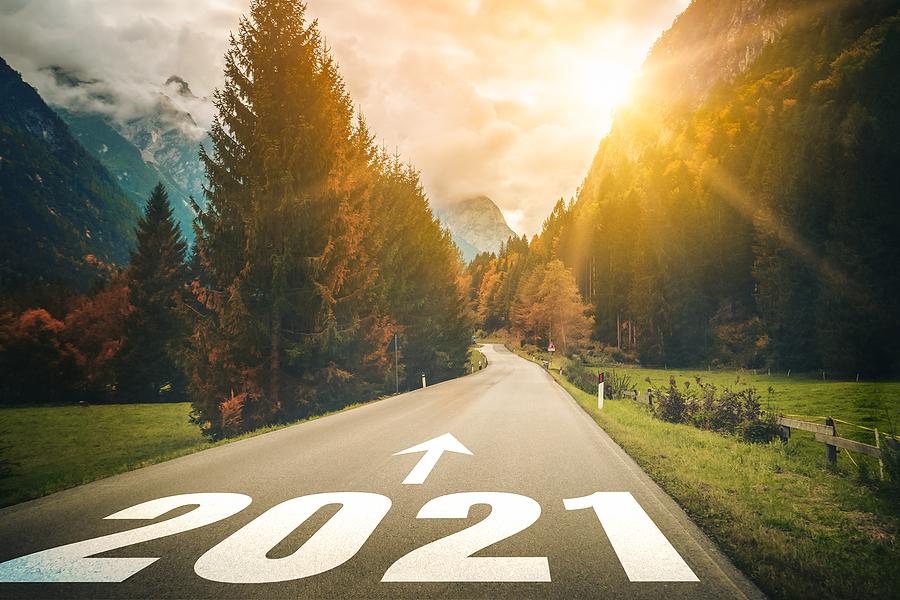 Garder confiance en l'avenirEn route pour 2021